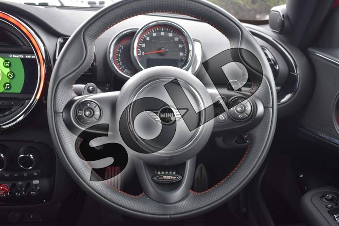 Image five of this 2020 MINI Clubman Estate 2.0 John Cooper Works ALL4 6dr Auto in Chili Red at Listers Boston (MINI)