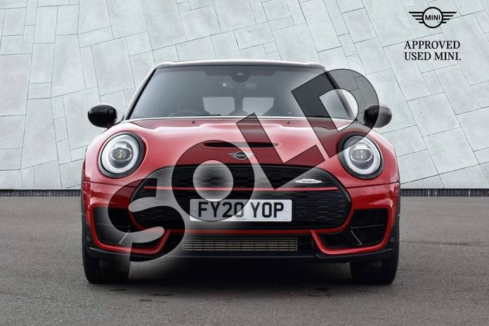 Image sixteen of this 2020 MINI Clubman Estate 2.0 John Cooper Works ALL4 6dr Auto in Chili Red at Listers Boston (MINI)