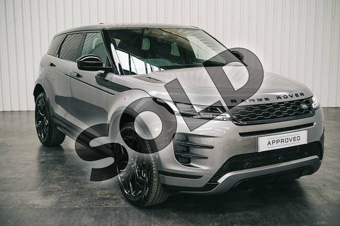 Picture of Range Rover Evoque D180 R-DYNAMIC HSE Diesel MHEV in Eiger Grey