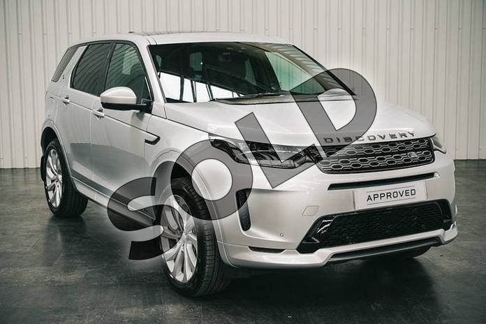 Land Rover Discovery Sport Diesel SW 2.0 D180 R-Dynamic HSE 5dr Auto