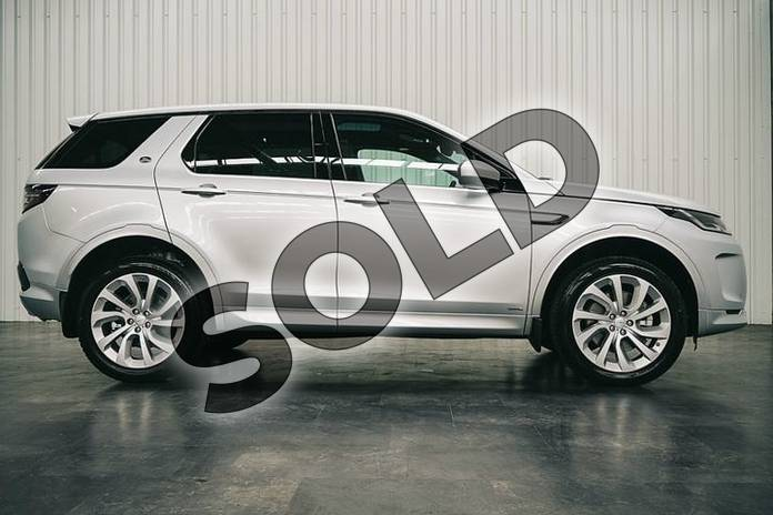 Image five of this 2020 Land Rover Discovery Sport Diesel SW 2.0 D180 R-Dynamic HSE 5dr Auto in Indus Silver at Listers Land Rover Solihull