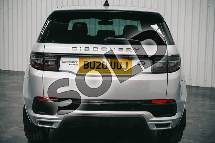 Image six of this 2020 Land Rover Discovery Sport Diesel SW 2.0 D180 R-Dynamic HSE 5dr Auto in Indus Silver at Listers Land Rover Solihull