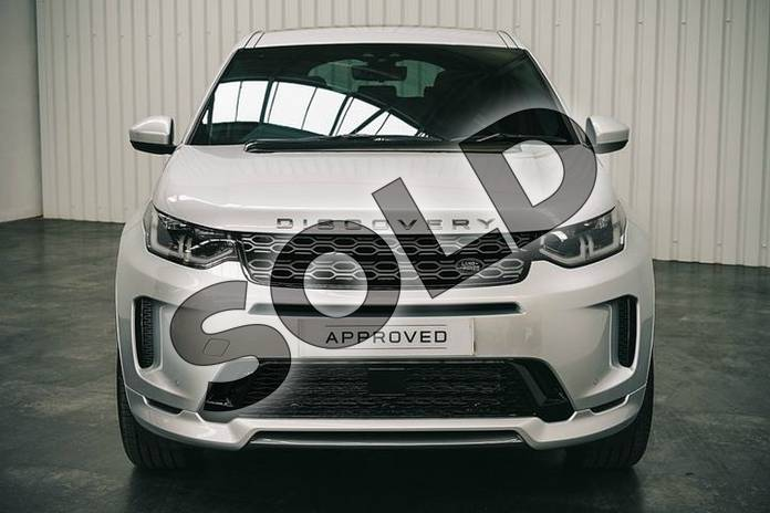 Image seven of this 2020 Land Rover Discovery Sport Diesel SW 2.0 D180 R-Dynamic HSE 5dr Auto in Indus Silver at Listers Land Rover Solihull