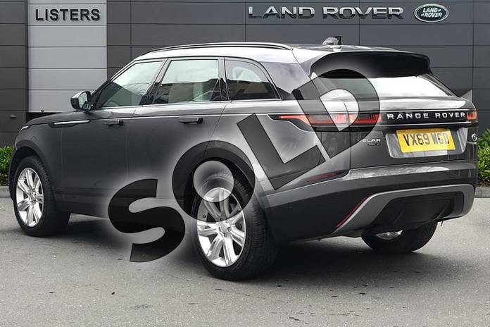 Image two of this 2019 Range Rover Velar Diesel Estate 2.0 D180 SE 5dr Auto in Corris Grey at Listers Land Rover Droitwich