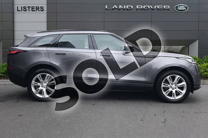 Image five of this 2019 Range Rover Velar Diesel Estate 2.0 D180 SE 5dr Auto in Corris Grey at Listers Land Rover Droitwich