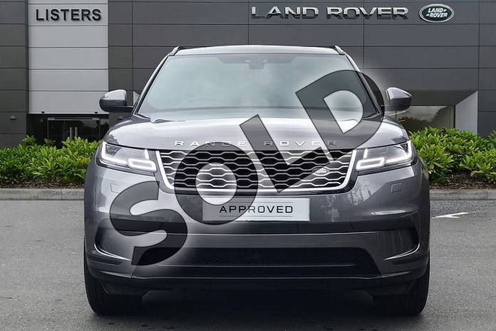 Image seven of this 2019 Range Rover Velar Diesel Estate 2.0 D180 SE 5dr Auto in Corris Grey at Listers Land Rover Droitwich