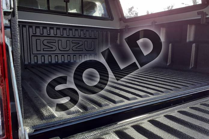 Image twelve of this 2017 Isuzu D-MAX Diesel 2.5TD Utah Double Cab 4x4 in Black at Listers Isuzu Worcester