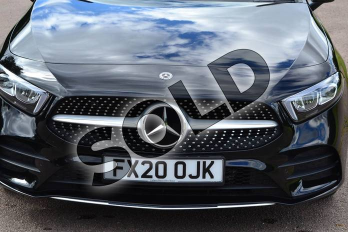 Image twenty-one of this 2020 Mercedes-Benz A Class Saloon A200 AMG Line Executive 4dr in Cosmos Black Metallic at Mercedes-Benz of Grimsby