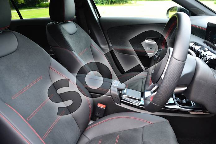 Image twenty-two of this 2020 Mercedes-Benz A Class Saloon A200 AMG Line Executive 4dr in Cosmos Black Metallic at Mercedes-Benz of Grimsby