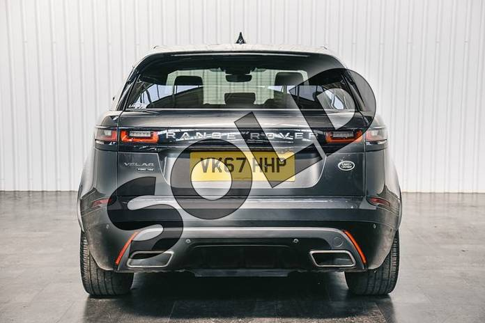 Image six of this 2017 Range Rover Velar P380 R-Dynamic HSE in Carpathian Grey at Listers Land Rover Solihull