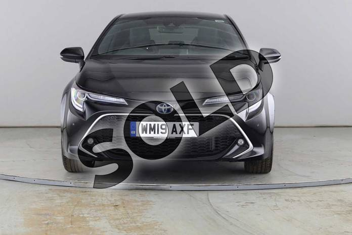 Image fifteen of this 2019 Toyota Corolla Hatchback 1.8 VVT-i Hybrid Excel 5dr CVT in Eclipse Black at Listers Toyota Cheltenham