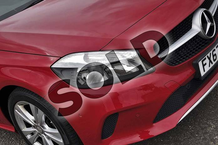 Image twenty-one of this 2017 Mercedes-Benz A Class Hatchback A180 Sport 5dr in Jupiter Red at Mercedes-Benz of Lincoln