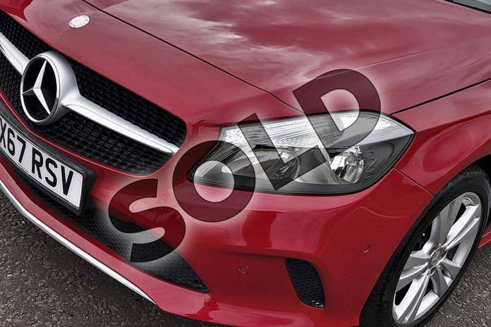 Image twenty-two of this 2017 Mercedes-Benz A Class Hatchback A180 Sport 5dr in Jupiter Red at Mercedes-Benz of Lincoln