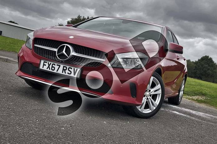 Image twenty-seven of this 2017 Mercedes-Benz A Class Hatchback A180 Sport 5dr in Jupiter Red at Mercedes-Benz of Lincoln