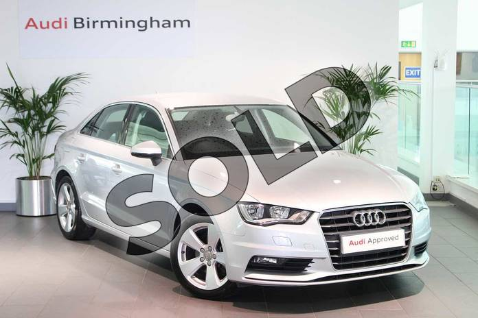 Picture of Audi A3 2.0 TDI Sport 4dr S Tronic in Ice Silver, metallic