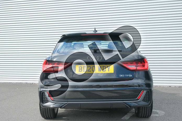 Image eight of this 2020 Audi A1 Sportback 30 TFSI S Line 5dr in Myth Black Metallic at Coventry Audi