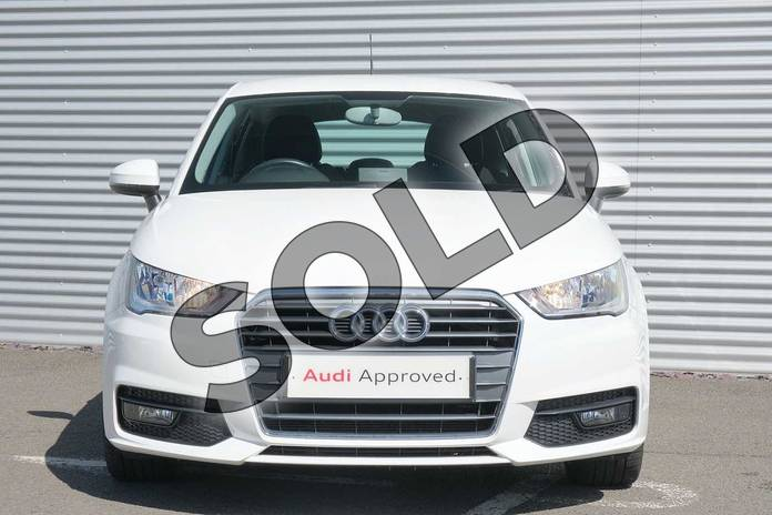 Image ten of this 2018 Audi A1 Sportback 1.4 TFSI Sport 5dr in Shell White at Coventry Audi