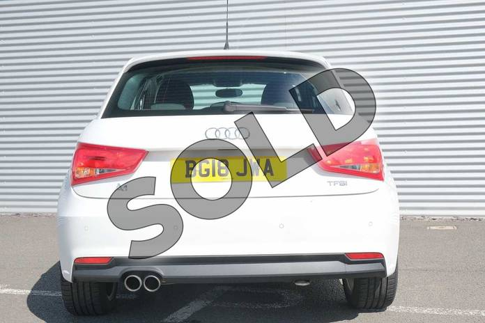 Image eleven of this 2018 Audi A1 Sportback 1.4 TFSI Sport 5dr in Shell White at Coventry Audi