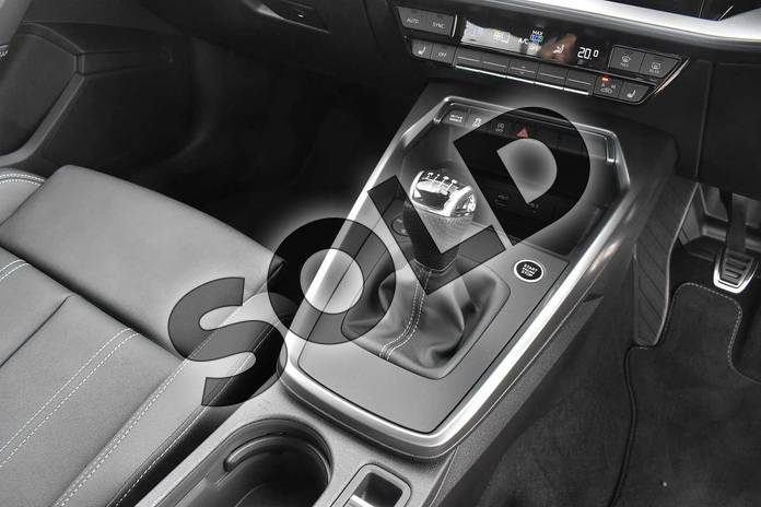 Image fourteen of this 2020 Audi A3 Sportback 35 TFSI S line 5dr in Myth Black Metallic at Stratford Audi