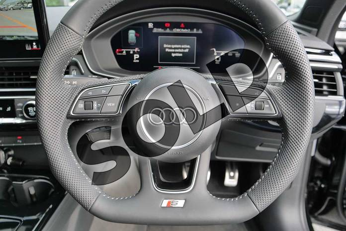 Image eighteen of this 2020 Audi A4 Diesel Avant 40 TDI Quattro Black Edition 5dr S Tronic in Myth Black Metallic at Worcester Audi