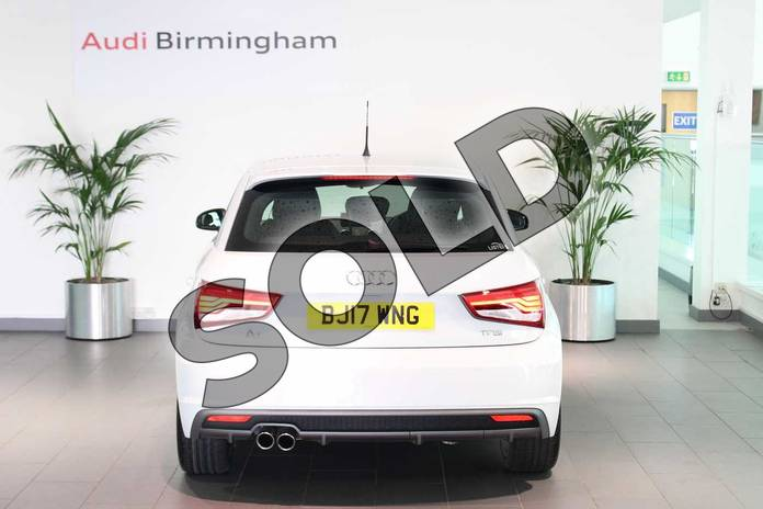 Image thirteen of this 2017 Audi A1 Sportback 1.4 TFSI S Line 5dr in Glacier White Metallic at Birmingham Audi