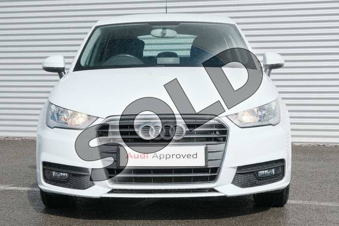 Image seven of this 2017 Audi A1 Sportback 1.4 TFSI Sport 5dr in Glacier White Metallic at Coventry Audi