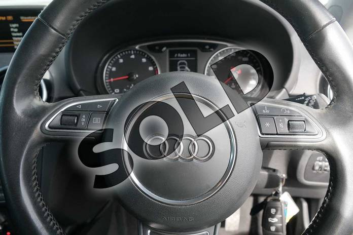 Image twelve of this 2017 Audi A1 Sportback 1.4 TFSI Sport 5dr in Glacier White Metallic at Coventry Audi