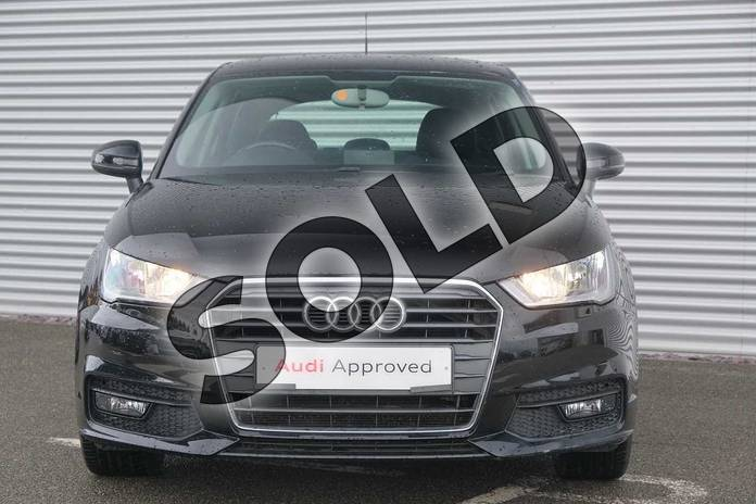 Image seven of this 2016 Audi A1 Sportback 1.0 TFSI Sport 5dr in Brilliant black at Coventry Audi