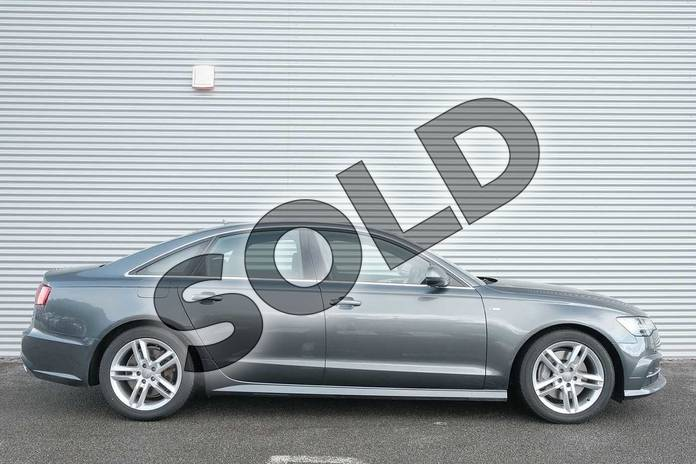 Image four of this 2017 Audi A6 Diesel Saloon 3.0 TDI (272) Quattro S Line 4dr S Tronic in Daytona Grey Pearlescent at Coventry Audi