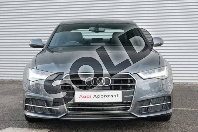 Image seven of this 2017 Audi A6 Diesel Saloon 3.0 TDI (272) Quattro S Line 4dr S Tronic in Daytona Grey Pearlescent at Coventry Audi