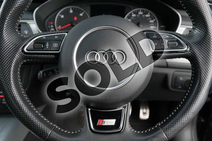 Image twelve of this 2017 Audi A6 Diesel Saloon 3.0 TDI (272) Quattro S Line 4dr S Tronic in Daytona Grey Pearlescent at Coventry Audi
