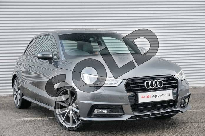 Audi A1 Hatchback Special Editions 1.6 TDI Black Edition 3dr