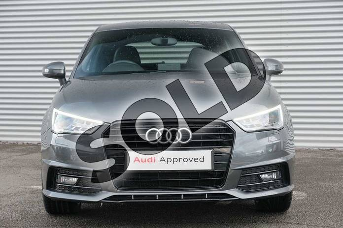 Image seven of this 2017 Audi A1 Hatchback Special Editions 1.6 TDI Black Edition 3dr in Daytona Grey Pearlescent at Coventry Audi