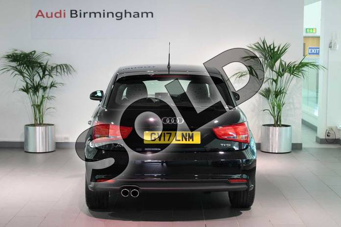 Image thirteen of this 2017 Audi A1 Sportback 1.4 TFSI Sport 5dr in Brilliant Black at Birmingham Audi