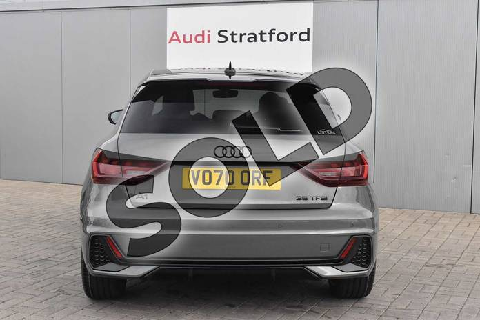 Image nine of this 2020 Audi A1 Sportback Special Editions 35 TFSI S Line Style Edition 5dr S Tronic in Chronos Grey Metallic at Stratford Audi