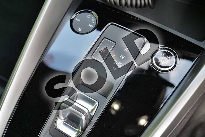 Image fifteen of this 2020 Audi A3 Saloon 35 TFSI S line 4dr S Tronic in Myth Black Metallic at Worcester Audi