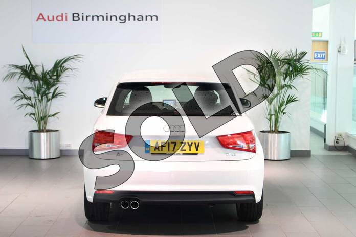 Image twelve of this 2017 Audi A1 Hatchback 1.4 TFSI Sport 3dr in Shell White at Birmingham Audi