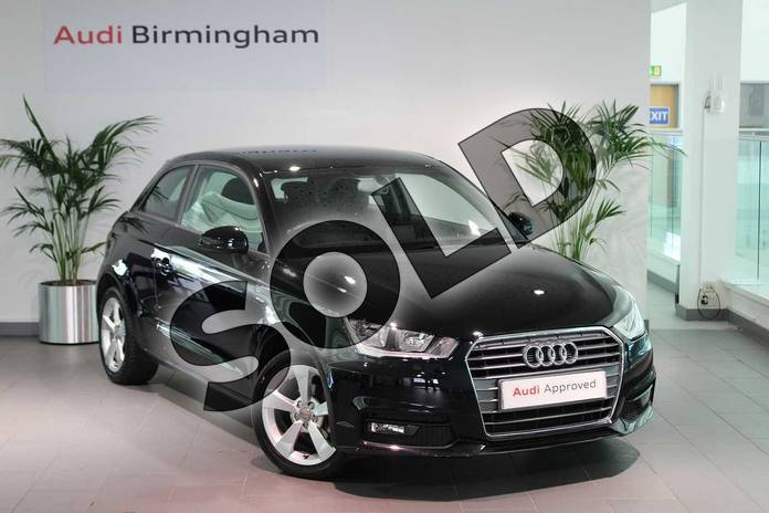 Picture of Audi A1 1.0 TFSI Sport 3dr in Brilliant Black