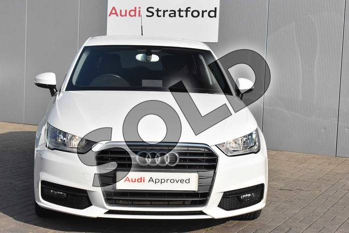 Image seven of this 2016 Audi A1 Sportback 1.4 TFSI Sport 5dr in Shell White at Stratford Audi