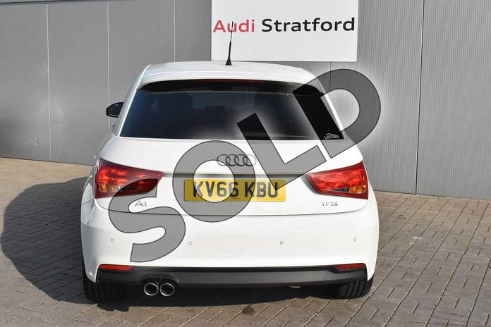 Image nine of this 2016 Audi A1 Sportback 1.4 TFSI Sport 5dr in Shell White at Stratford Audi