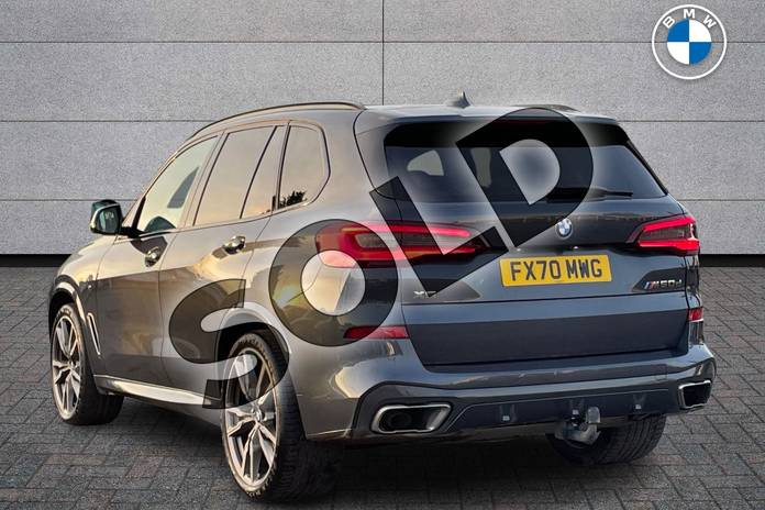 BMW X5 xDrive M50d 5dr Auto for sale at Listers Boston ...