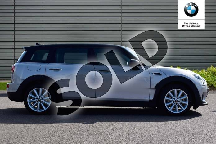 Image two of this 2020 MINI Clubman Estate 1.5 Cooper Classic 6dr in White Silver at Listers Boston (MINI)