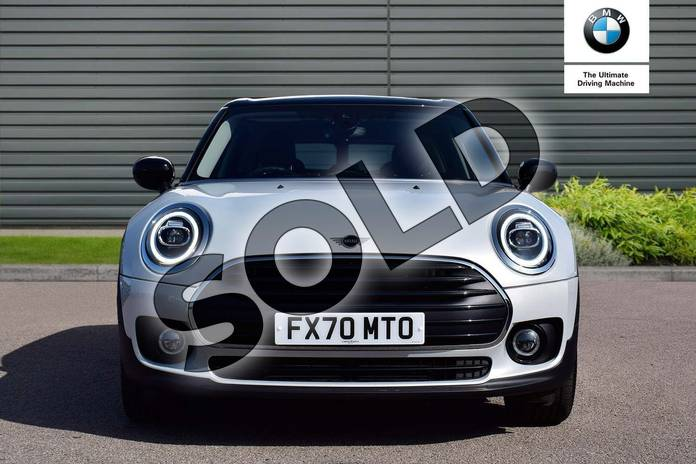 Image four of this 2020 MINI Clubman Estate 1.5 Cooper Classic 6dr in White Silver at Listers Boston (MINI)