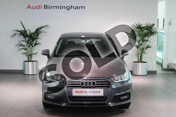 Image seven of this 2017 Audi A1 Hatchback 1.4 TFSI Sport 3dr in Nano Grey Metallic at Birmingham Audi