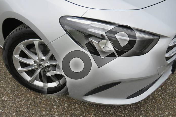Image fourteen of this 2019 Mercedes-Benz B Class Hatchback B180 Sport 5dr Auto in Iridium Silver Metallic at Mercedes-Benz of Boston