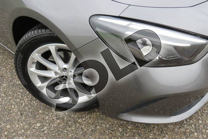 Image thirteen of this 2019 Mercedes-Benz B Class Hatchback B180 Sport 5dr Auto in Mountain Grey Metallic at Mercedes-Benz of Boston