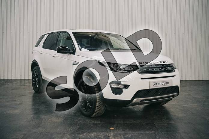 Land Rover Discovery Sport Diesel SW 2.0 TD4 180 HSE 5dr Auto