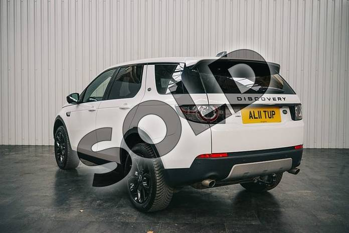 Image two of this 2017 Land Rover Discovery Sport Diesel SW 2.0 TD4 180 HSE 5dr Auto in Fuji White at Listers Land Rover Solihull