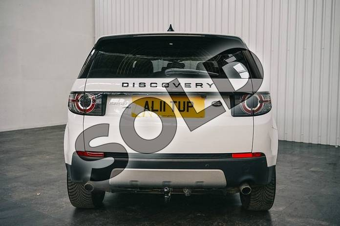 Image six of this 2017 Land Rover Discovery Sport Diesel SW 2.0 TD4 180 HSE 5dr Auto in Fuji White at Listers Land Rover Solihull