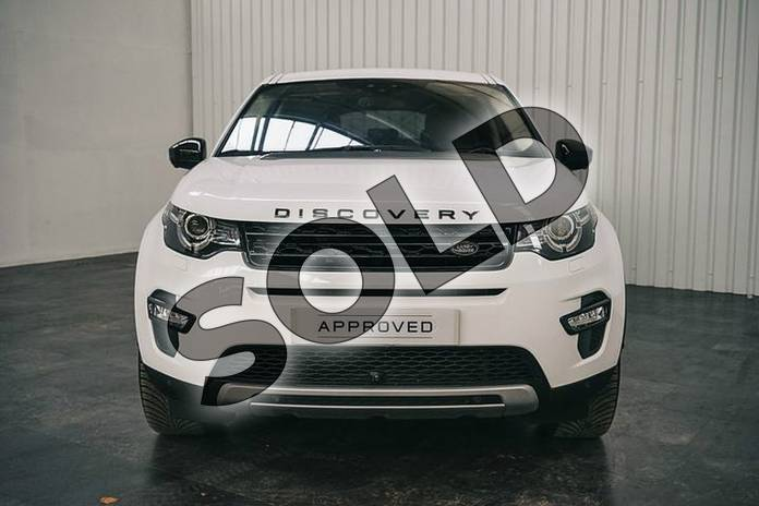 Image seven of this 2017 Land Rover Discovery Sport Diesel SW 2.0 TD4 180 HSE 5dr Auto in Fuji White at Listers Land Rover Solihull